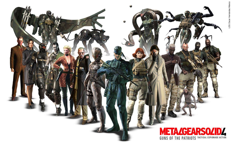 Metal Gear Solid 4: Guns of the Patriots (PLAYSTATION 3) Metal_gear_solid4_12