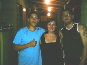 DODA, mother and vinas