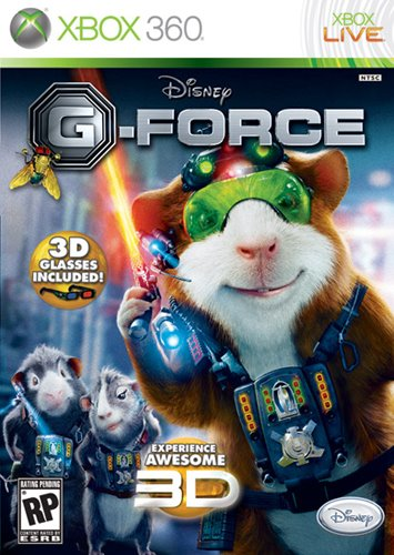 G-Force XBOX360-SPARE