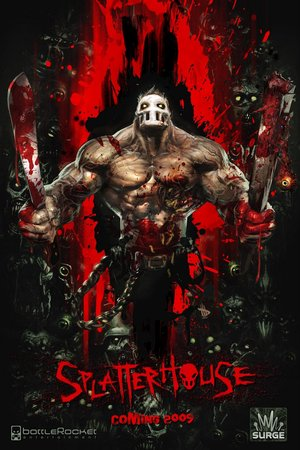 SPLATTERHOUSE_NYCON_poster_by_Dave_Wilkins