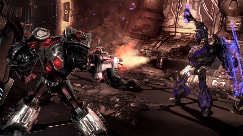 Transformers War For Cybertron [RELOADED]